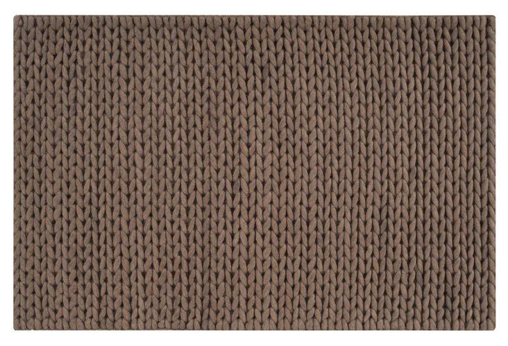8'x10' Fargo Rug, Mushroom