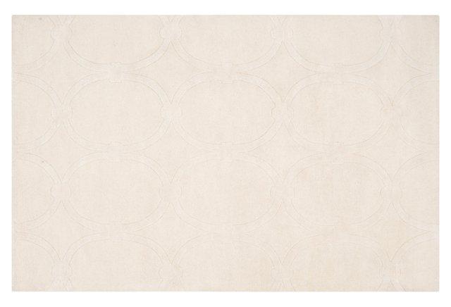 Cronus Rug, Winter White