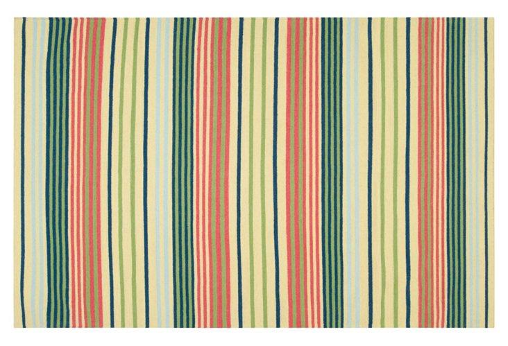 Parkrose Flat-Weave Rug, Multi