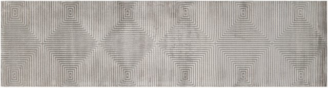 Fremont Rug, Gray/Silver