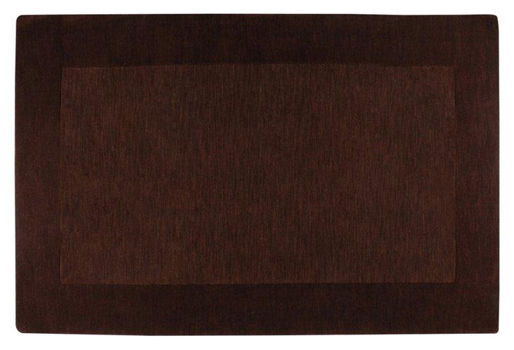 Lombard Rug, Brown