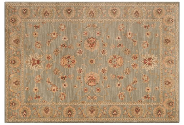 Axel Rug, Lily Pad/Beige