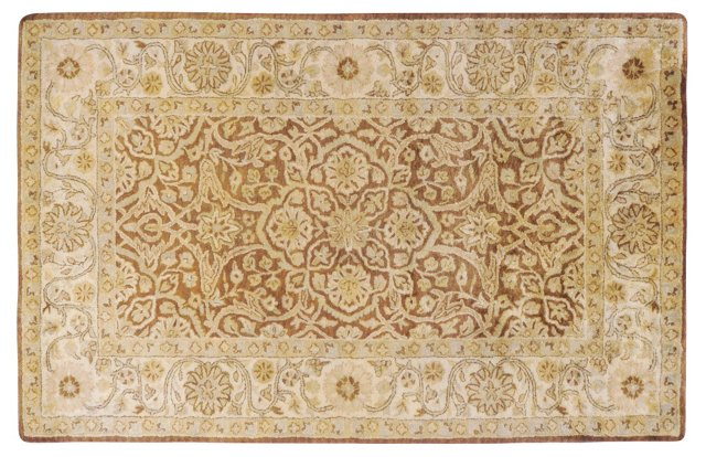 Talon Rug, Cream