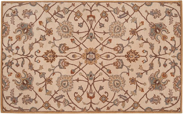 Javan Rug, Fatigue Green