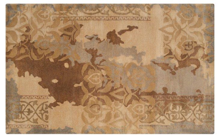 Eustis Rug, Bronze/Khaki/Tan