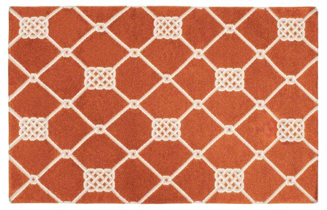 Roy Flat-Weave Rug, Adobe