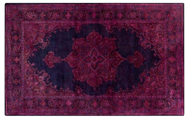Antwerp Rug, Violet/Blue