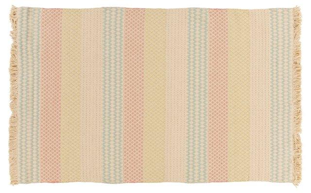 Rosie Flat-Weave Rug, Multi