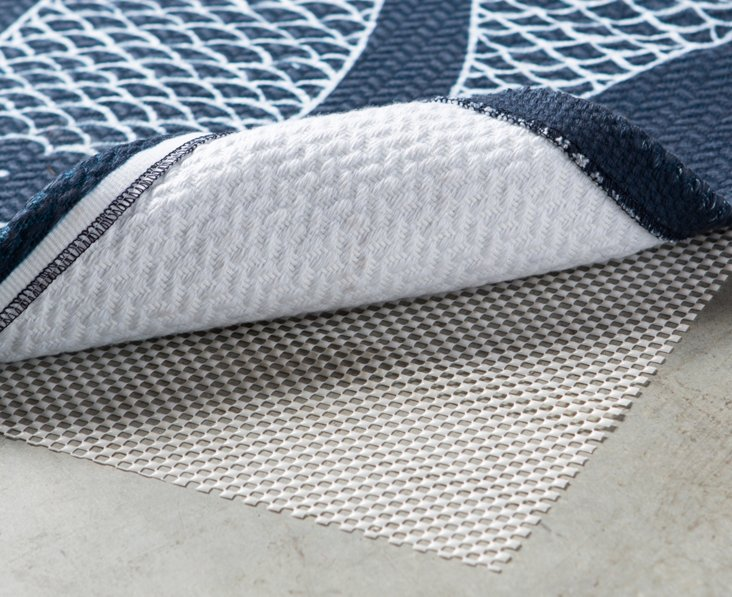 Outdoor Rug Pad, White