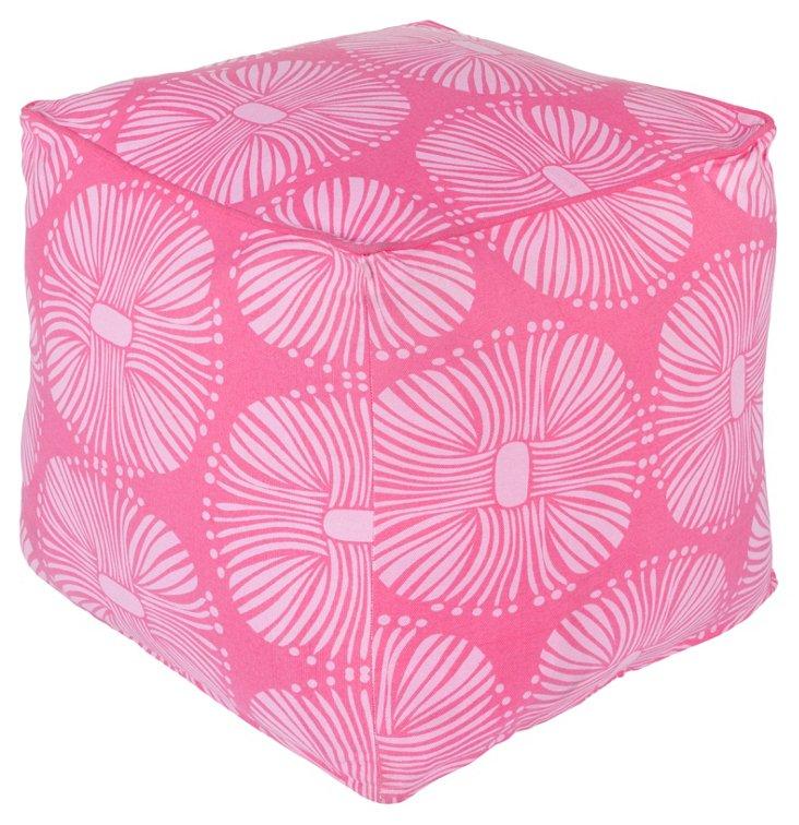 Charlotte Pouf, Pink