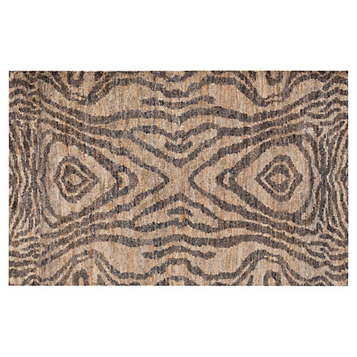 Scarborough Hemp Rug, Gray