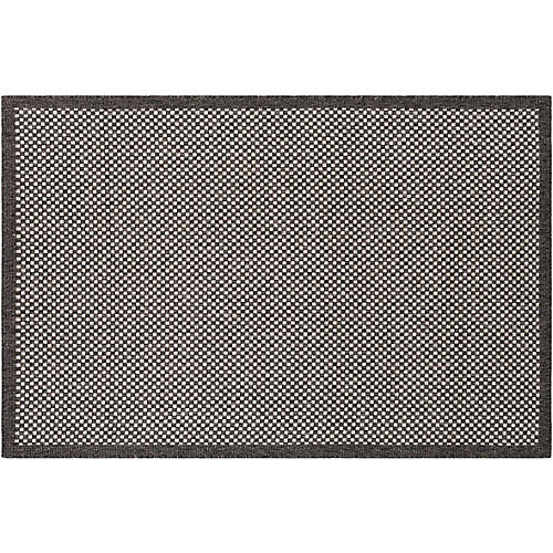 Calbi Outdoor Rug, Light Gray