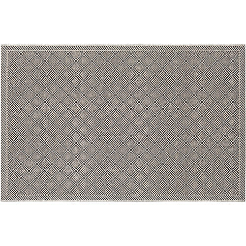 Dalum Outdoor Rug, Black