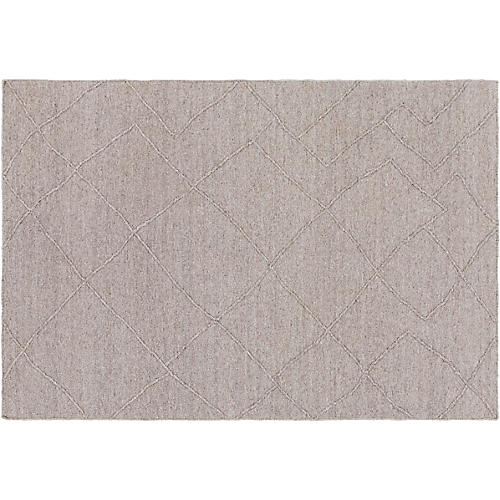 Vector Rug, Taupe