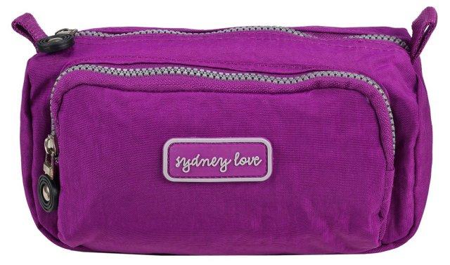 Sport Cosmetic Pouch, Purple
