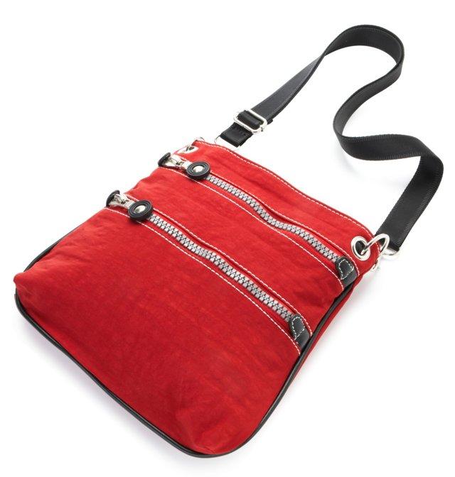 Convertible Lightweight Bag, Red
