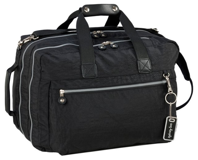 Convertible Carry-On, Black
