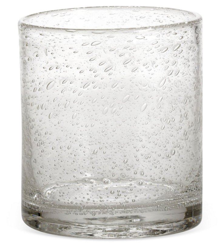 S/6 Bubble-Glass DOF Glasses, Clear