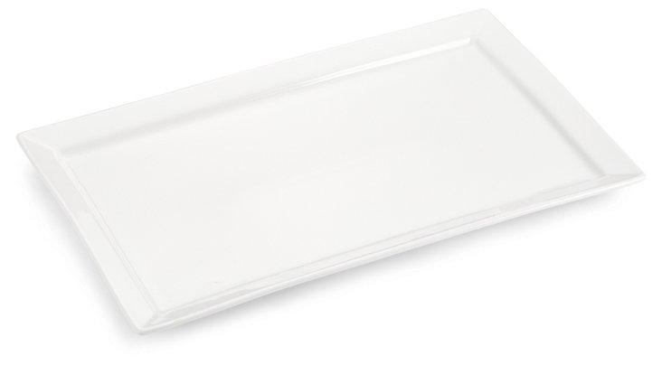 Large Porcelain Rectangular Platter