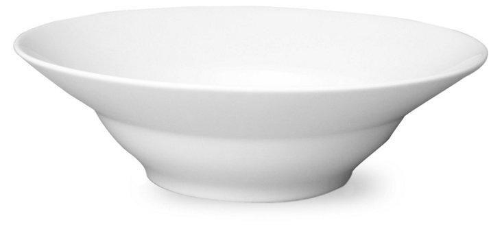Porcelain Rimmed Serving Bowl