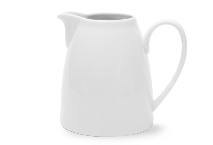 S/2 Small Curved Pitchers