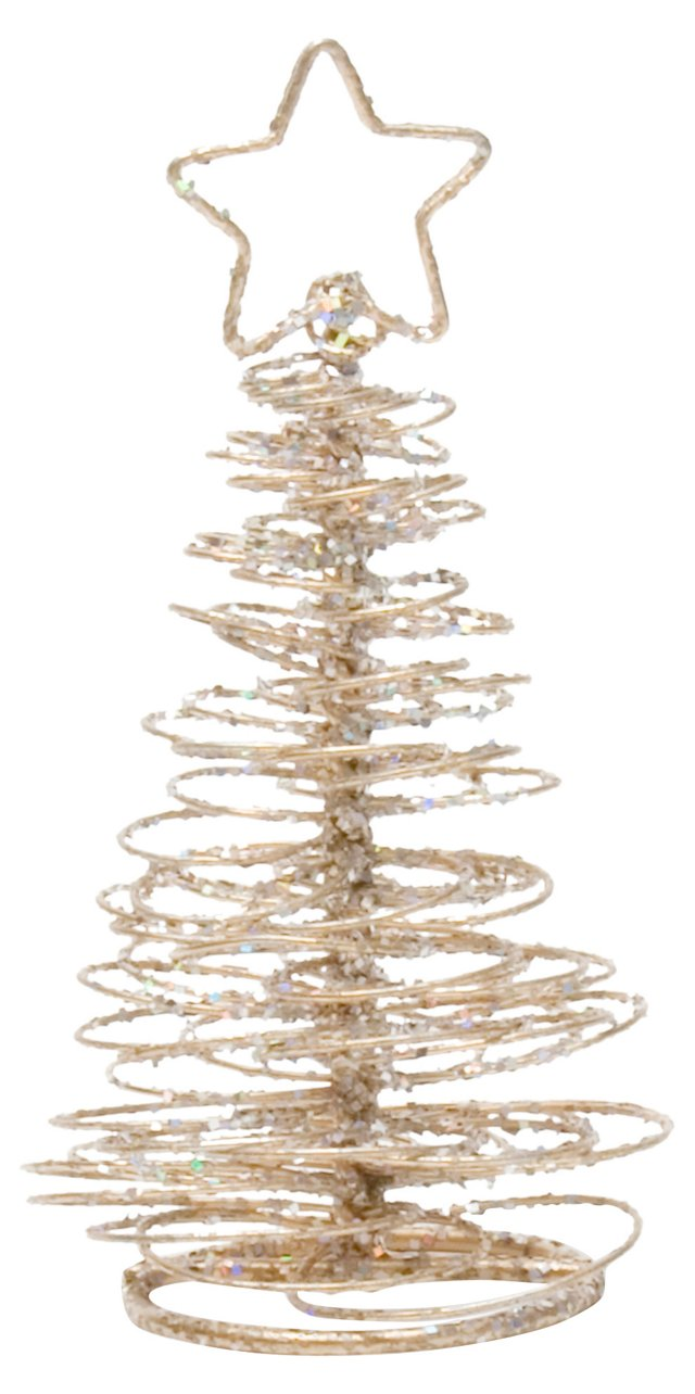 S/4 Wire Tree Place Card Holders