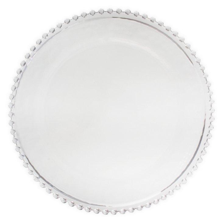 S/4 Hobnail Rim Dinner Plates