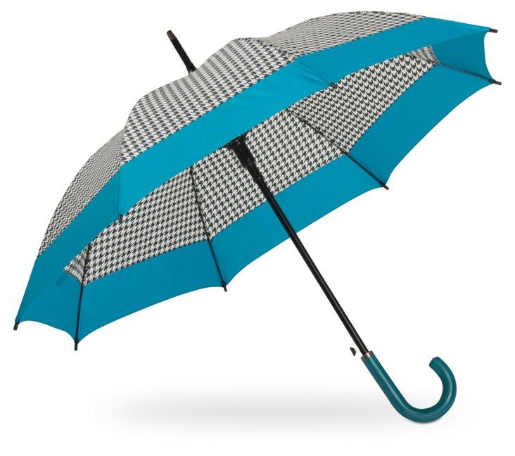 Abbey Standard Umbrella, Teal