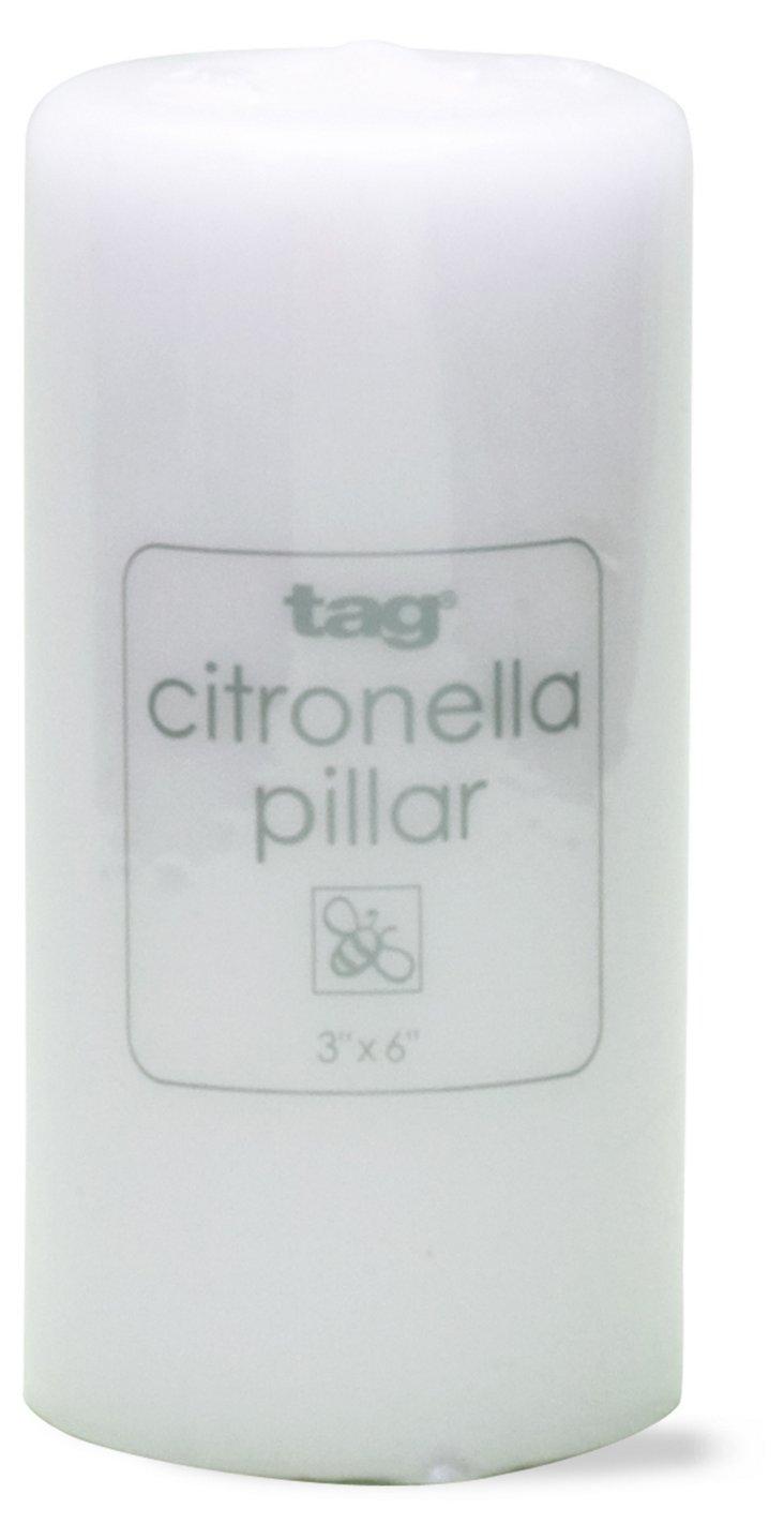 """6"""" Citronella Candle"""