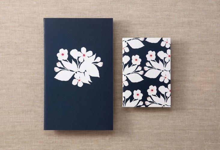 Navy Notebook Set