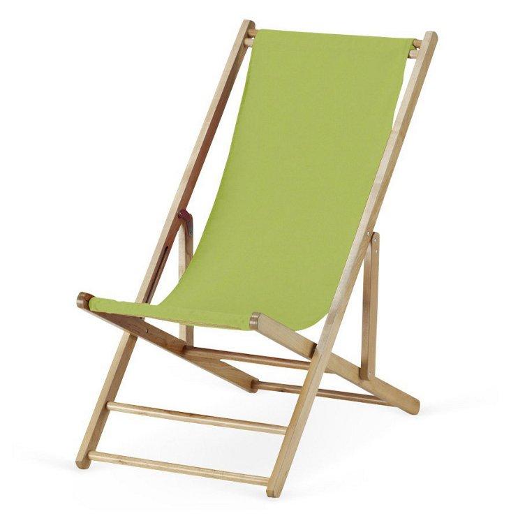Cabana Beach Chair, Lime
