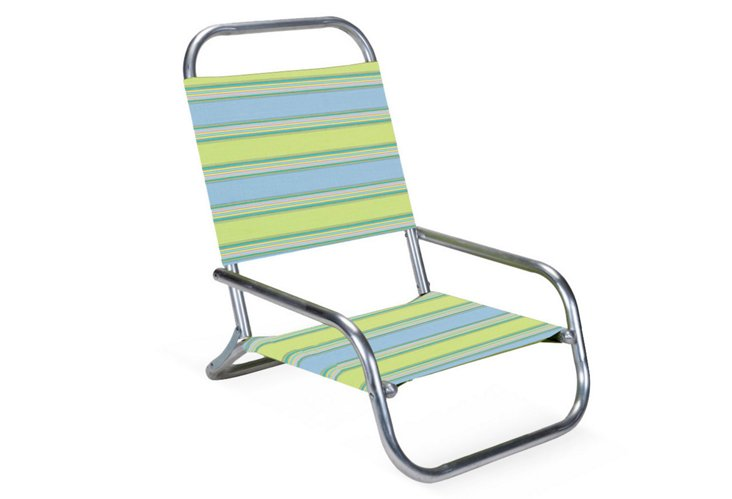 Sun & Sand Chair, Coastal