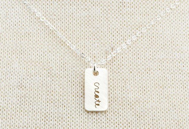 'Create' Necklace