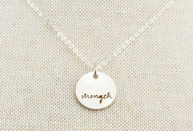 'Strength' Necklace