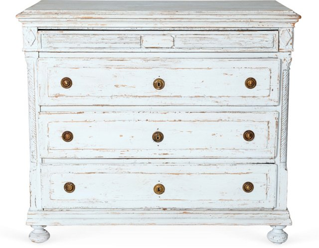 19th-C. Gustavian Dresser I