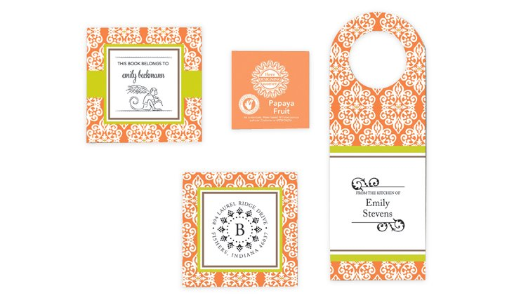 Stickers, Wine Tags, Giftcards & Inkpad