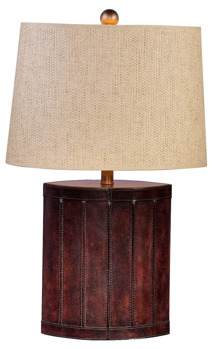 Bentley Lamp, Brown