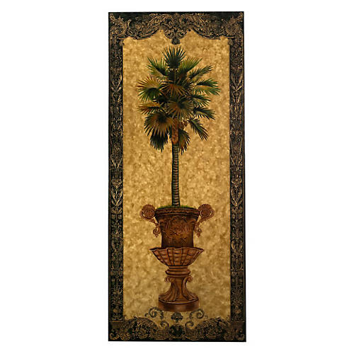 , Palmetto Palm