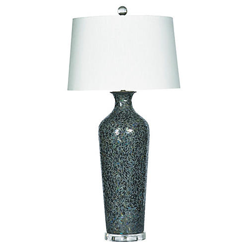 Darius Table Lamp, Mosaic