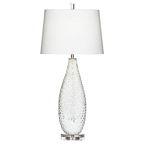La Neige Table Lamp