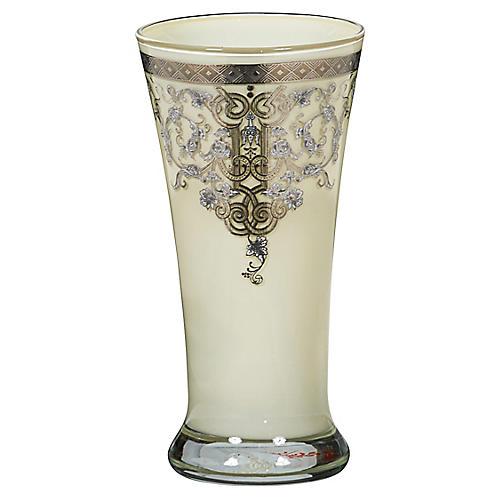 Filigree Cup, Cream
