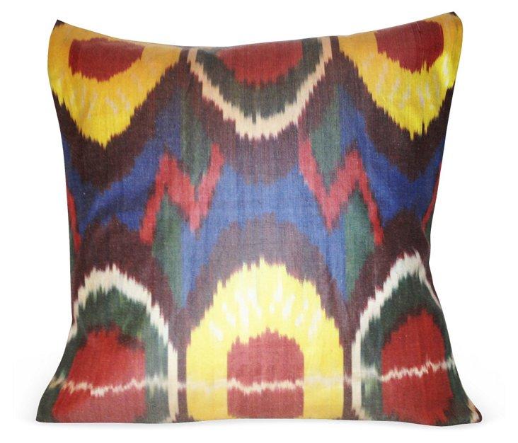 Bolt 16x16 Pillow, Multi