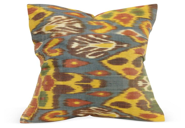 Winged 18x18 Pillow, Multi