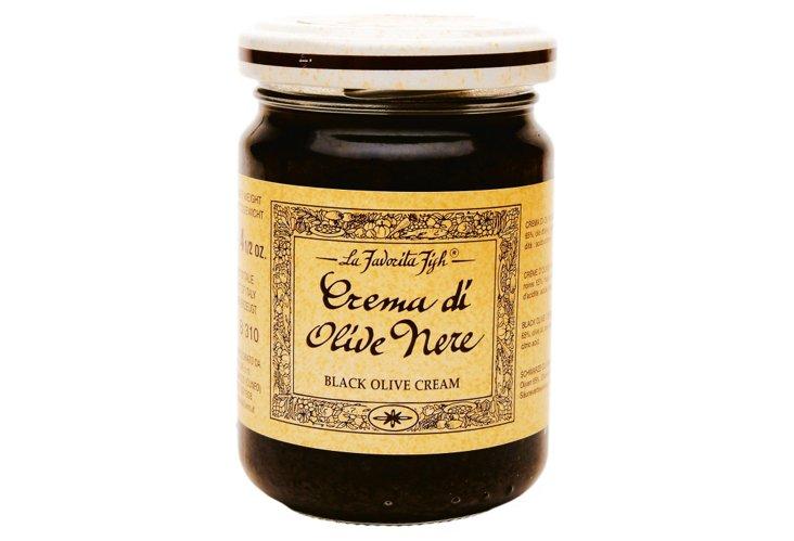 S/2 Black Olive Spreads