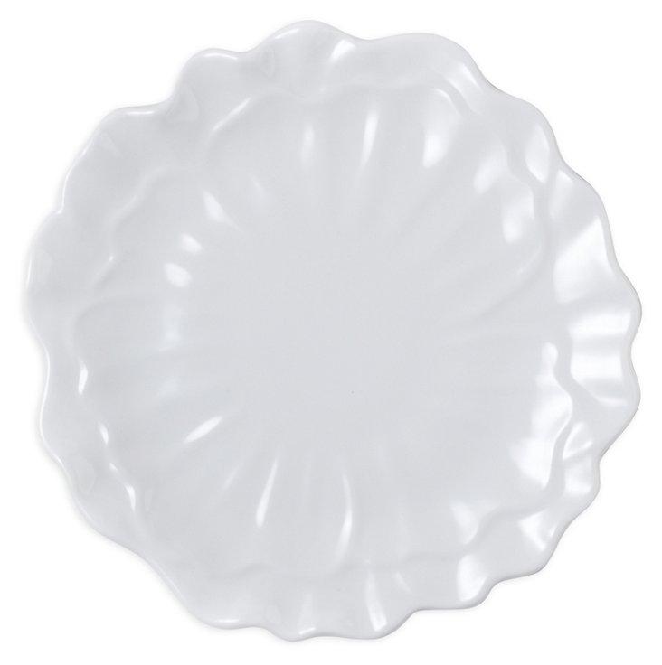 S/6 Melamine Peony Dinner Plates