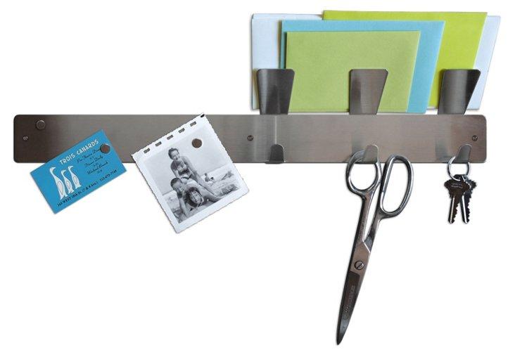 Hook-Up! Steel Strip Mail Holders, S/2
