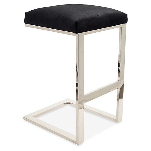 Hot Toddy Barstool, Black