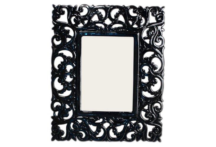 4x5 Fleur Frame, Black