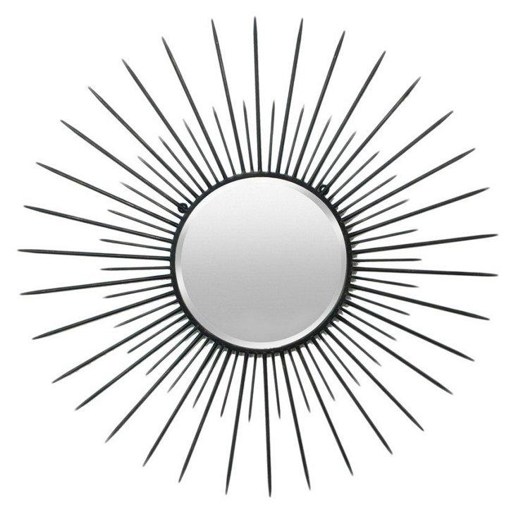 Round Sunshine Mirror