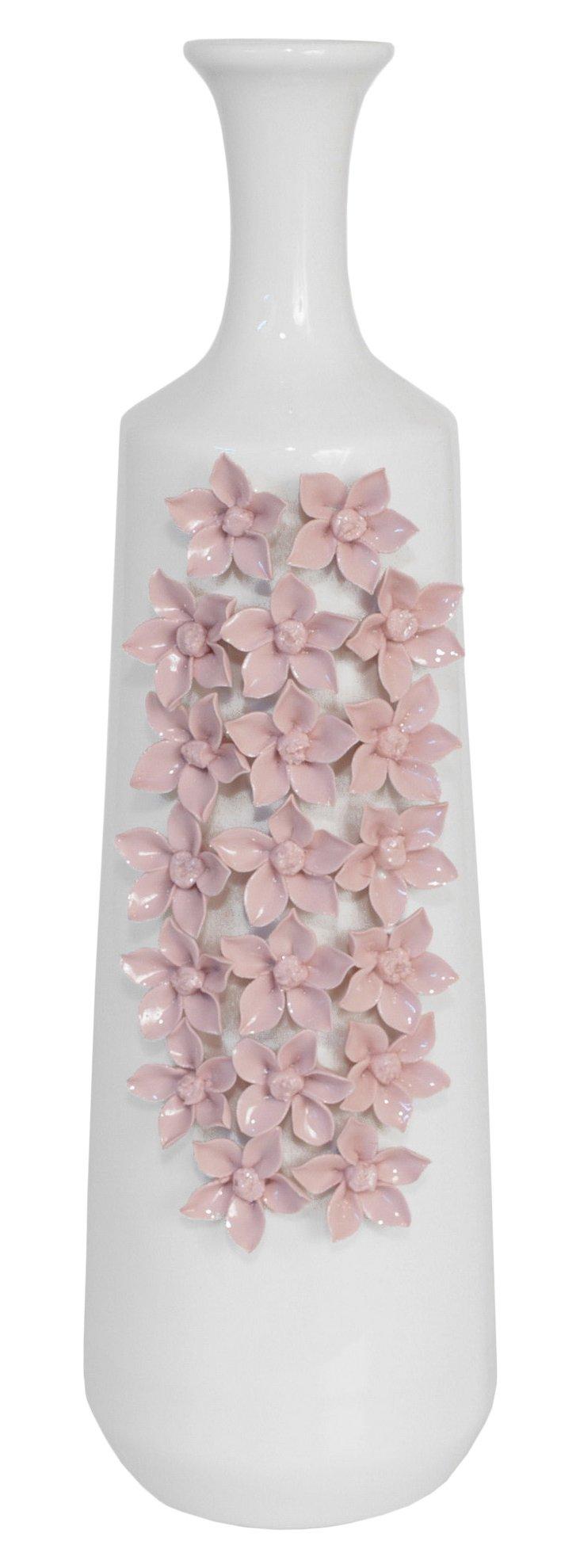 """17"""" Floral Vase"""